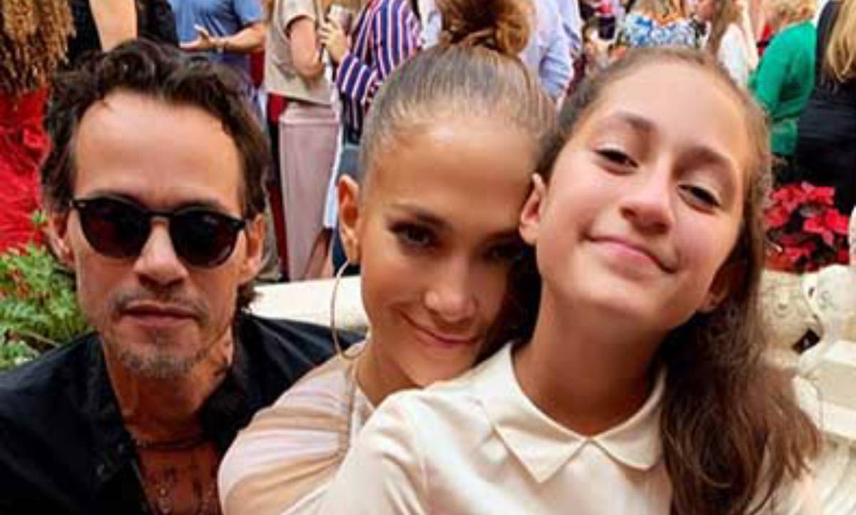Jlo Twins Father Pictures