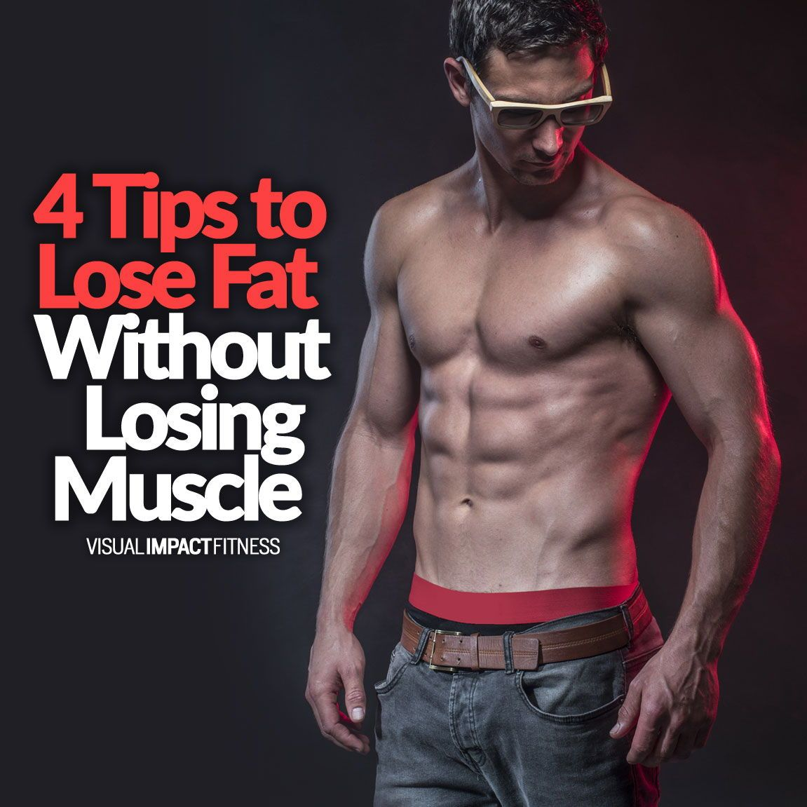 Losing Body Fat Without Pictures