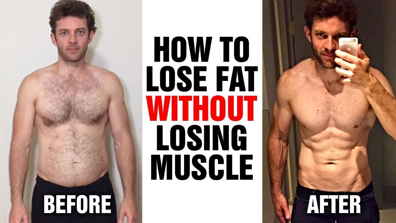 Losing Body Fat Without Png