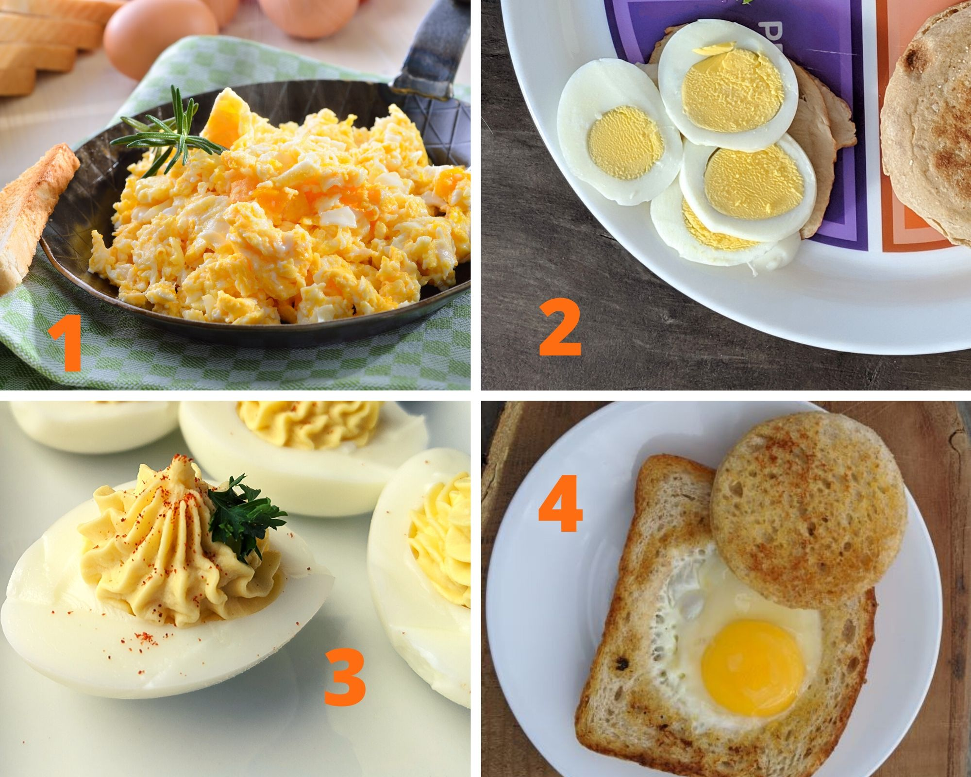 Low Fat Egg