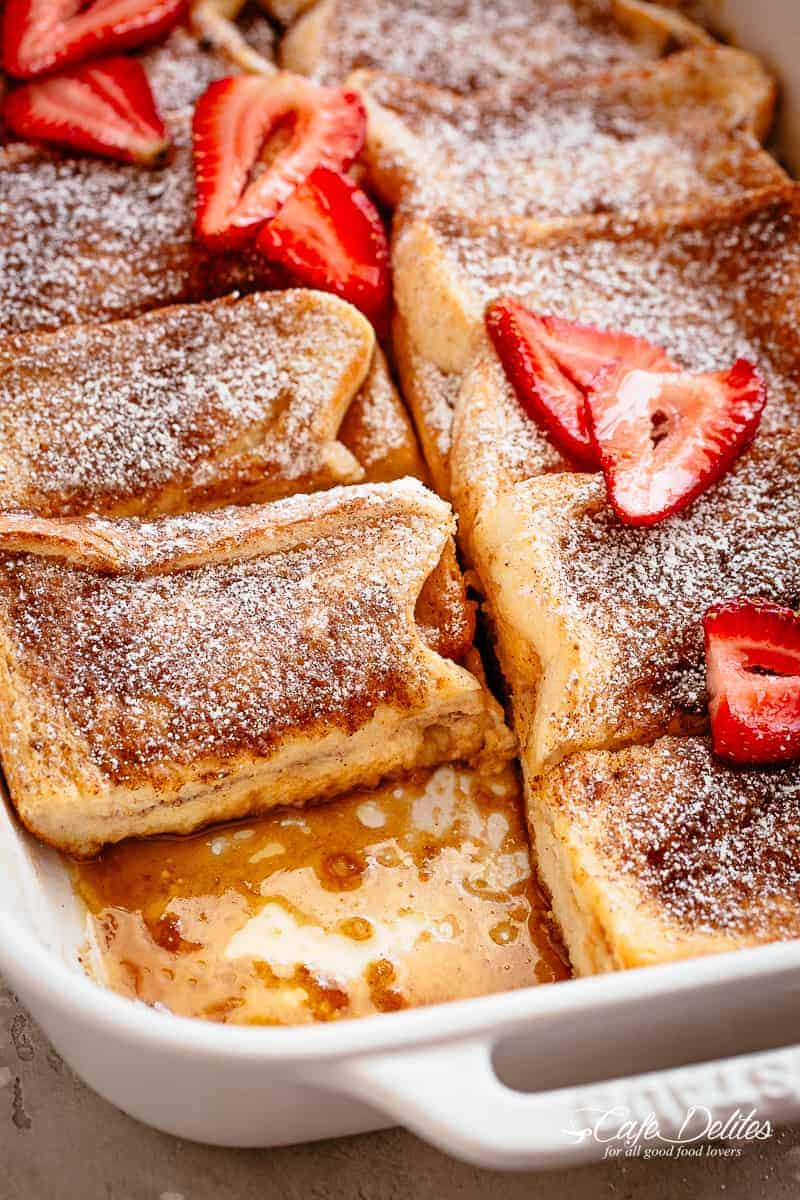 Low Fat French Toast Casserole Photos