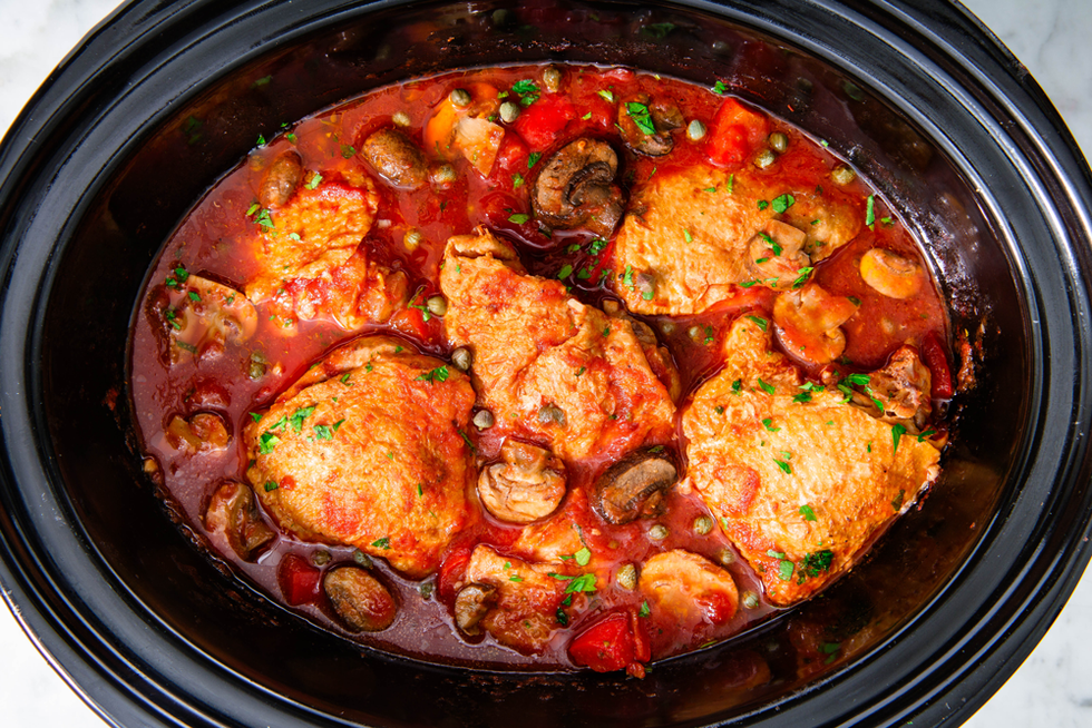 Low Fat Slow Cooker Receipes Images