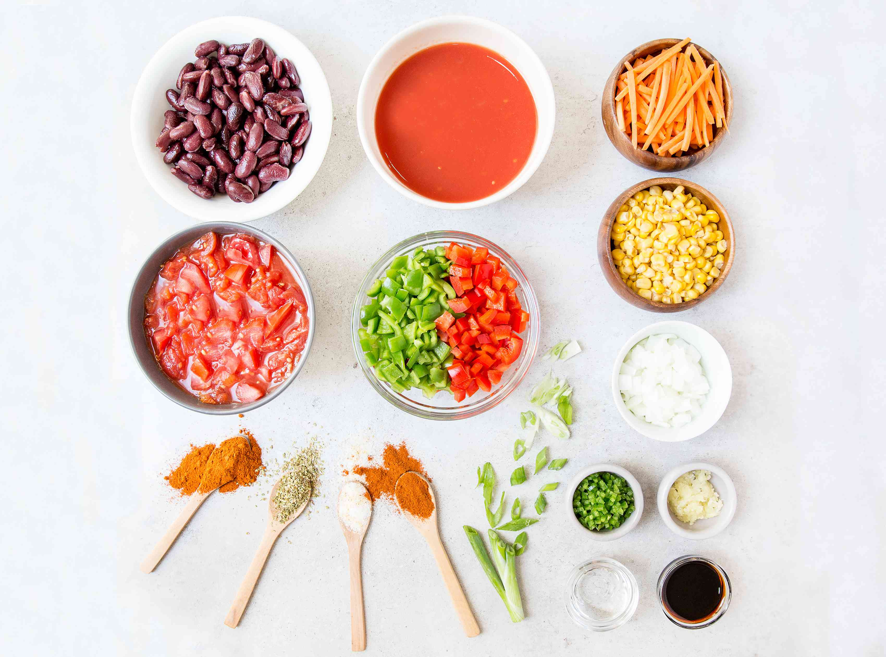 Low Fat Vegetarian Chili Pictures