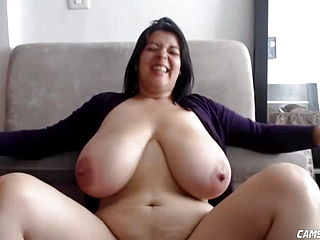 Mature Plumper With Huge Boobs Images