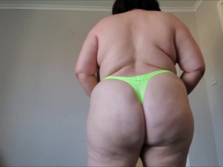 Nasty Fat Chicks In Thongs Pic