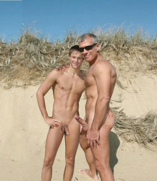 Nude Father Son Picture Images