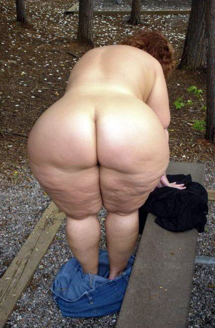 Old Plump Booty Pic