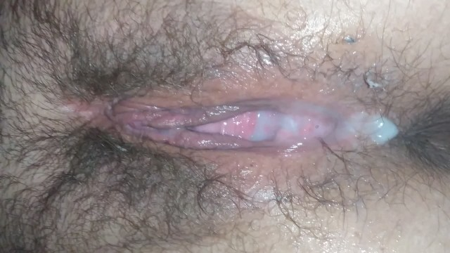 Plump Dripping Pussy