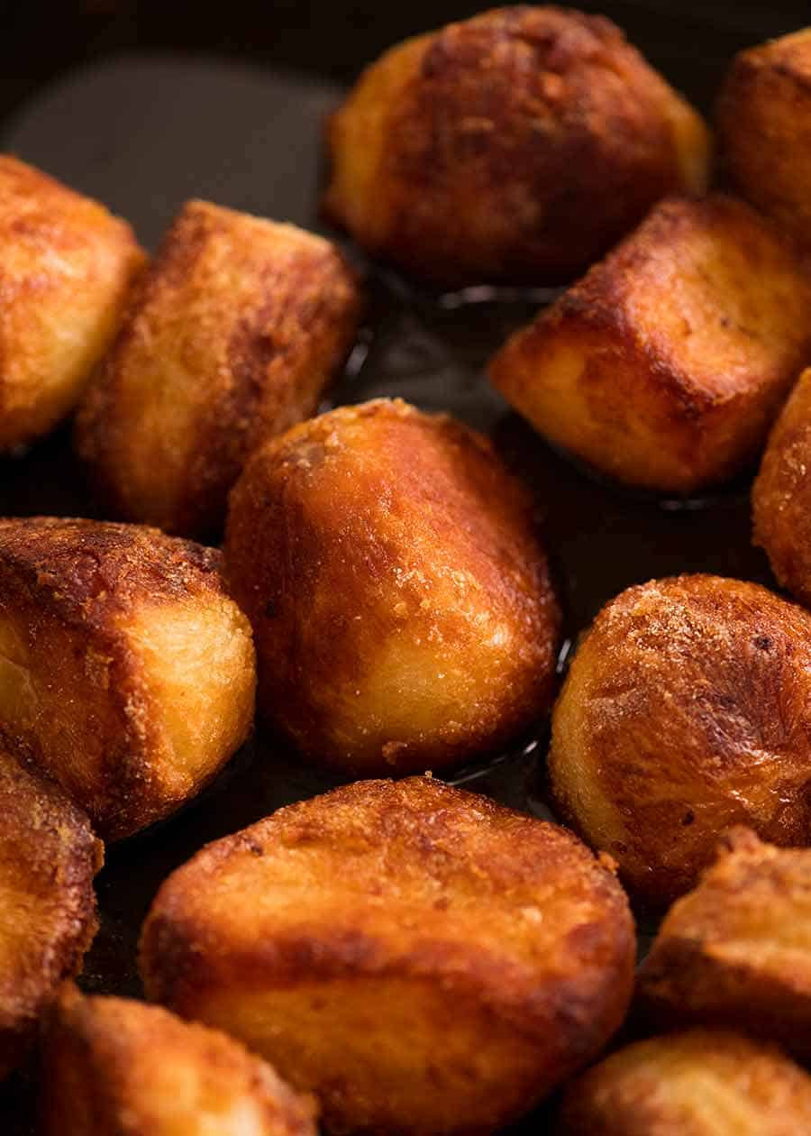 Potatoes In Duck Fat Pictures