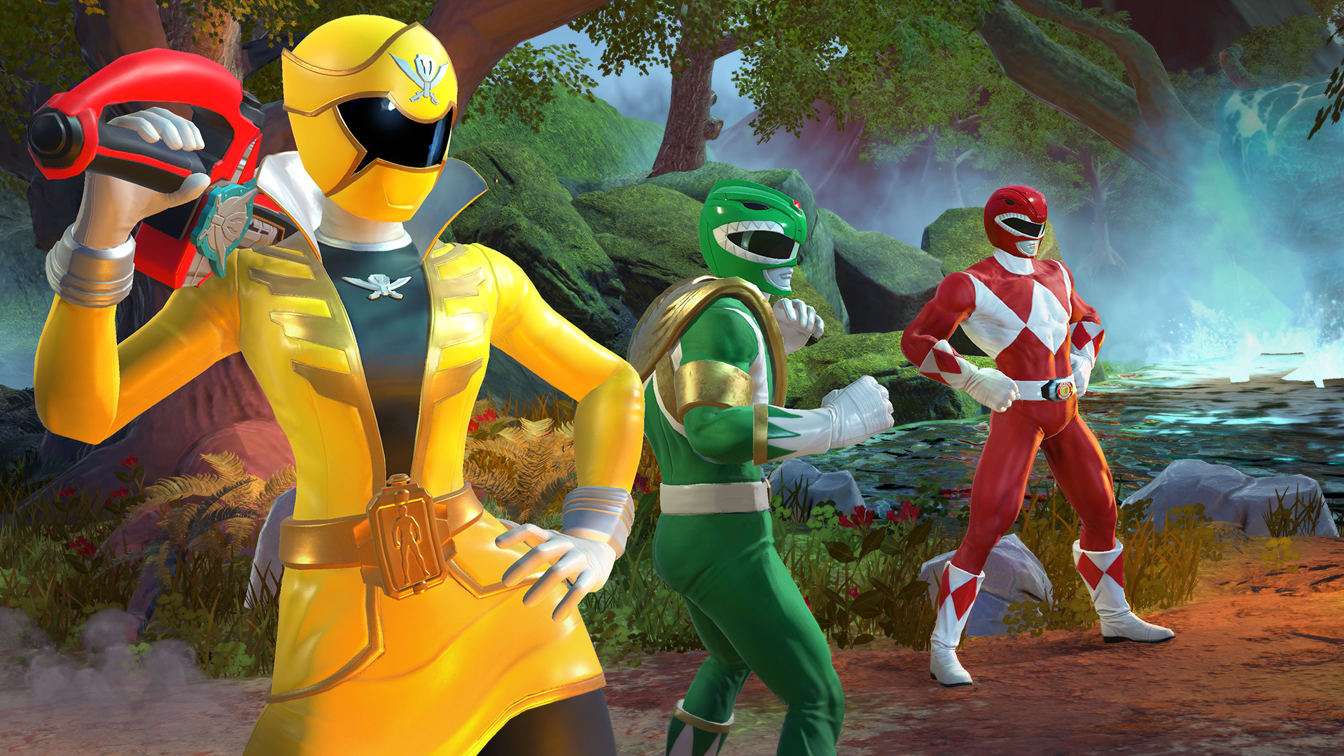 Power Rangers X-rated Photos