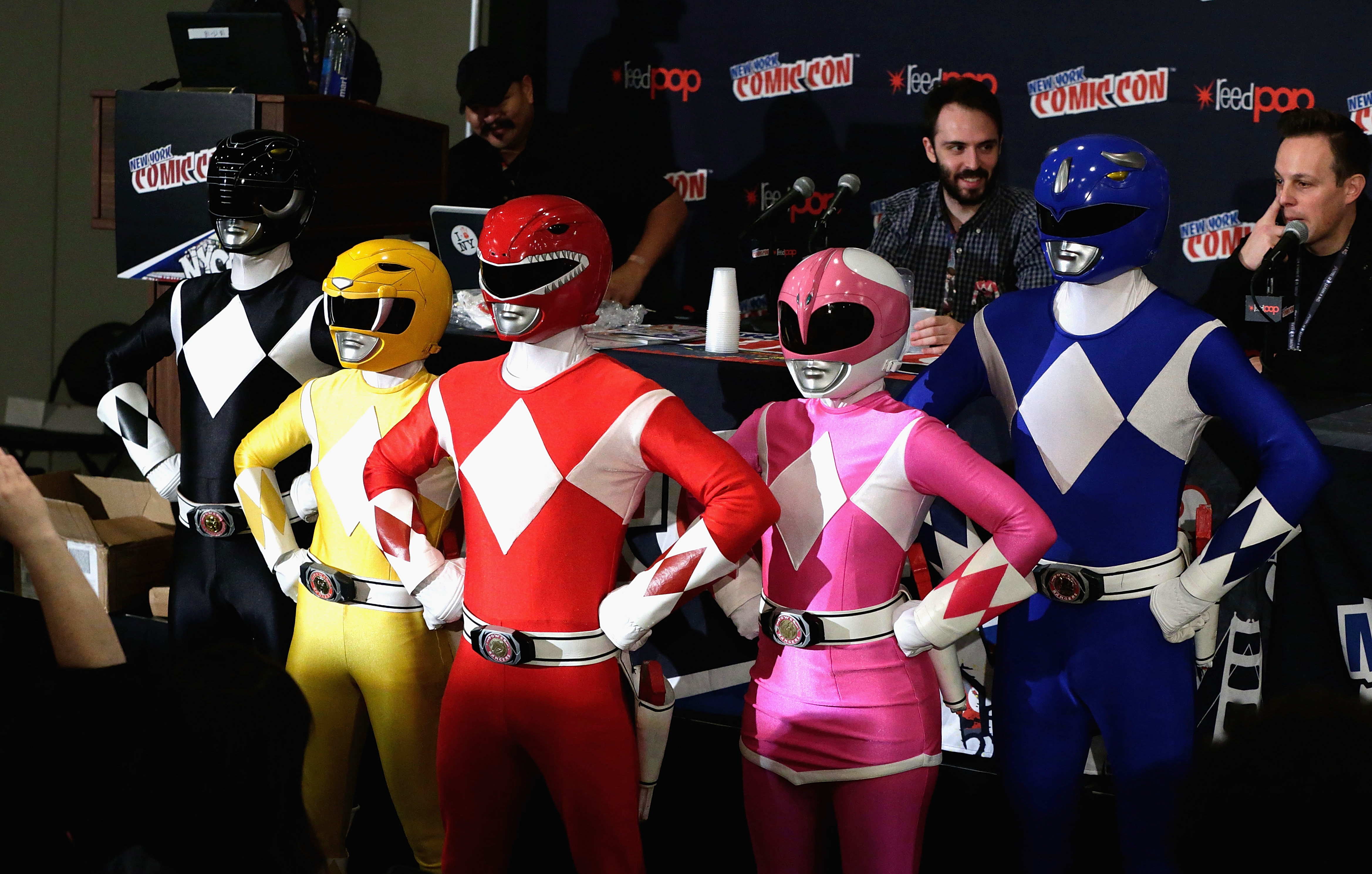 Power Rangers X-rated Images