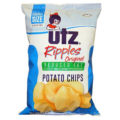 Reduced Fat Chips
