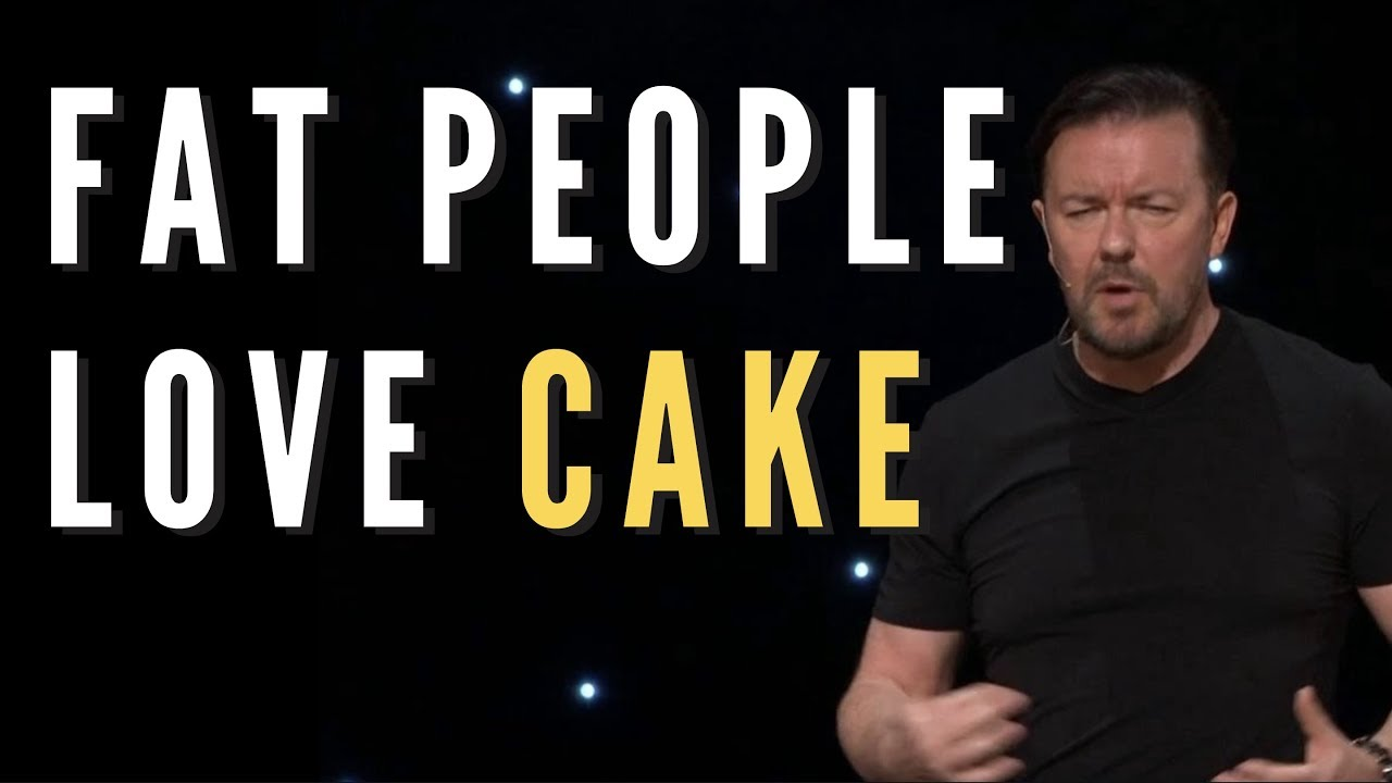Ricky Gervais Fat People Pics