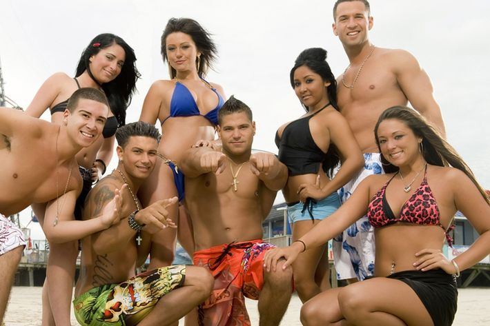 Ronnie Jersey Shore Fat Photos