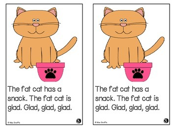 The Fat Cat Story Gif