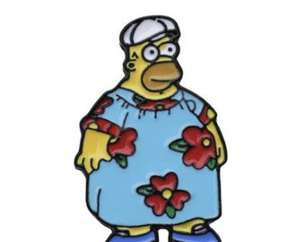 The Simpsons Fat Guy Hat Png