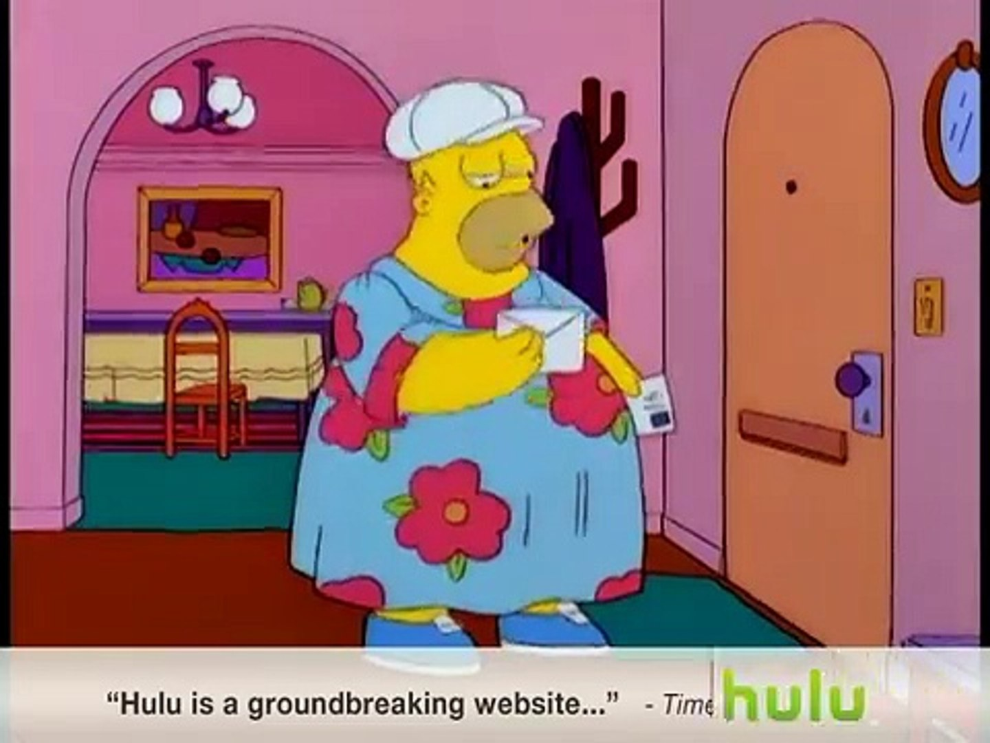 The Simpsons Fat Guy Hat Photos