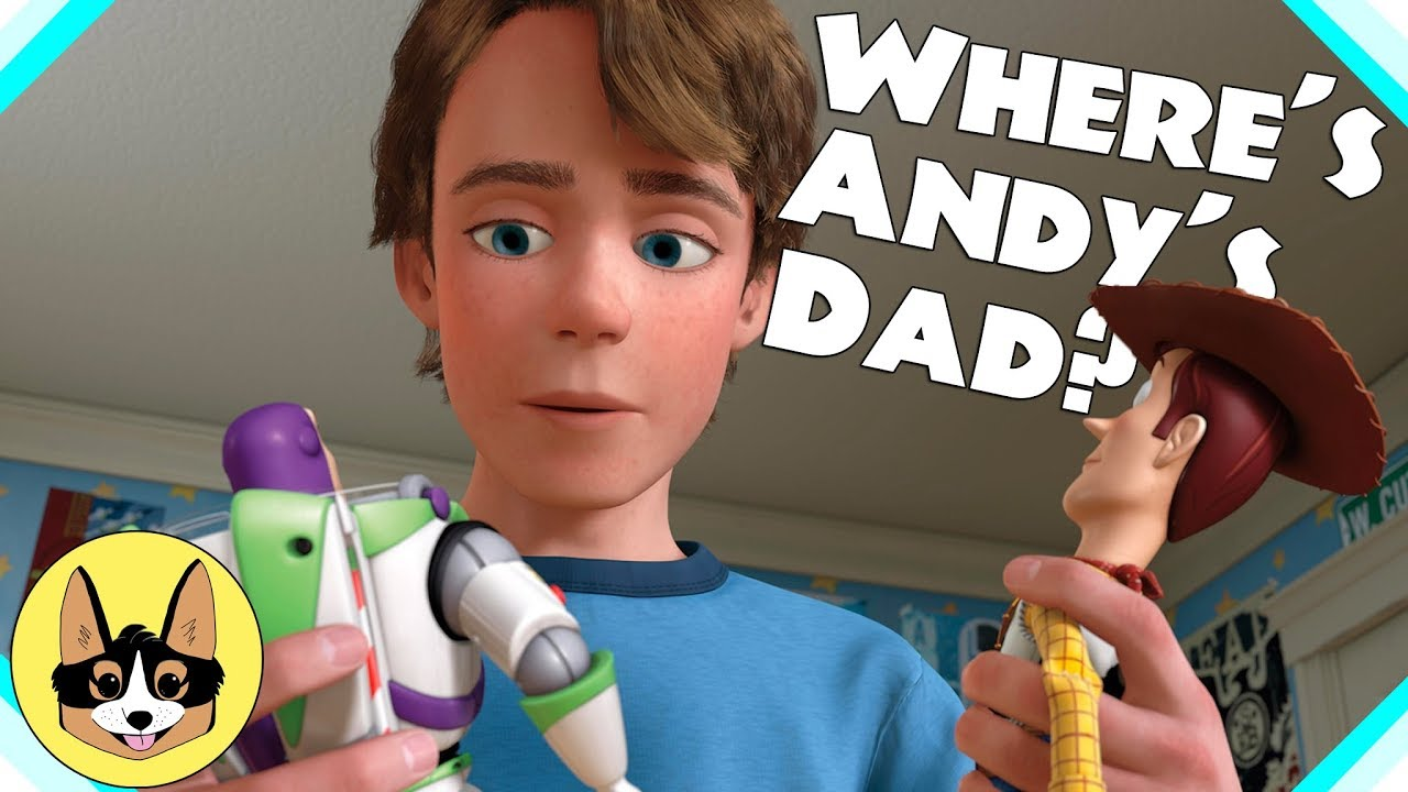 Toy Story Father Pic