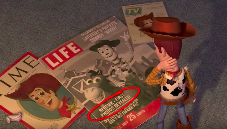 Toy Story Father HD