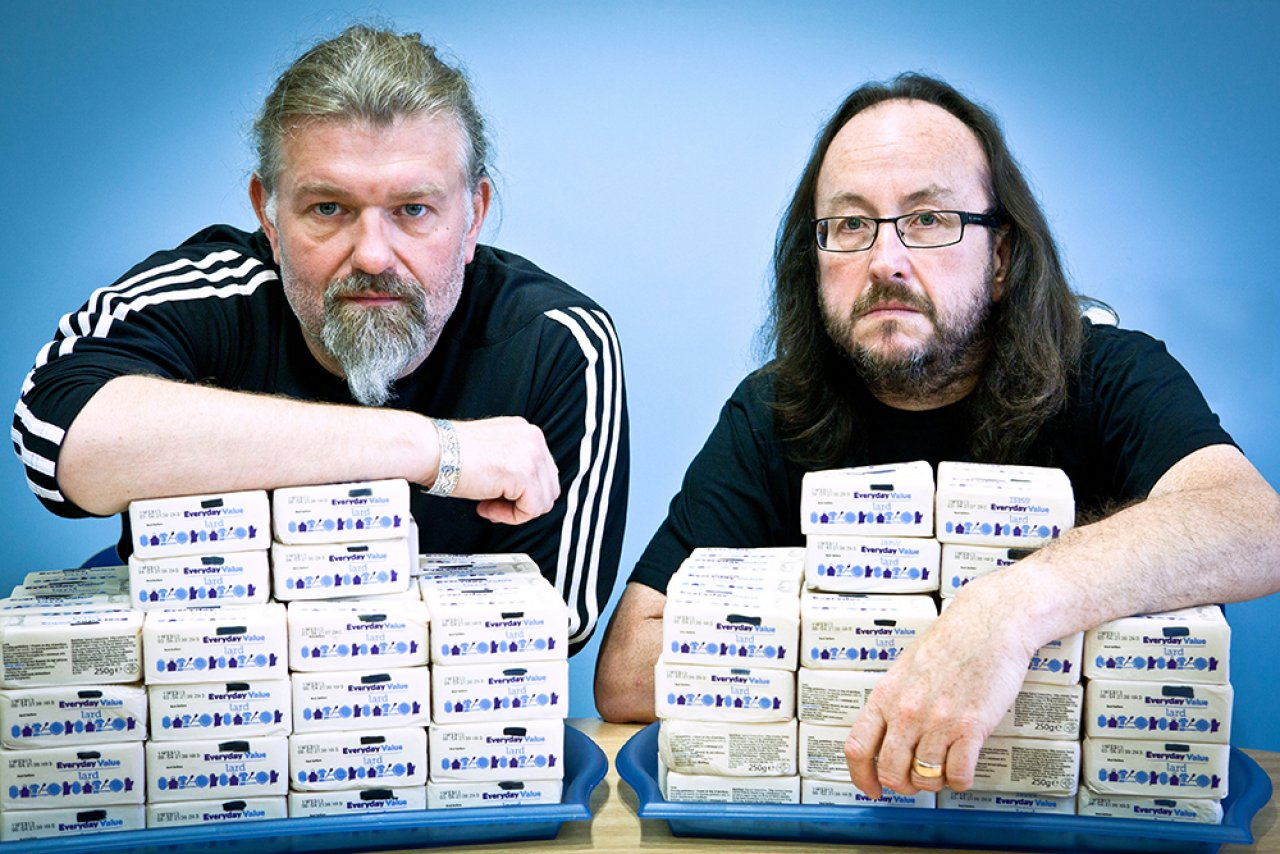 Two Fat Hairy Bikers Pics