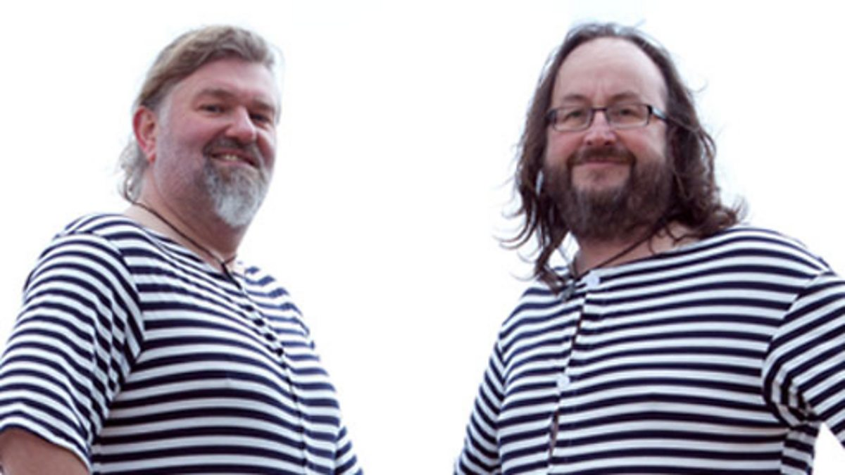 Two Fat Hairy Bikers Pictures
