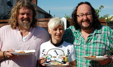 Two Fat Hairy Bikers Pic