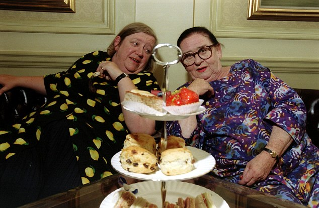 Two Fat Ladies Wiki Pictures