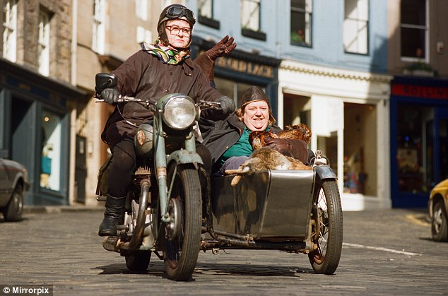 Two Fat Ladies Wiki Images