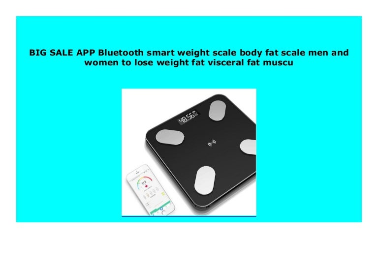 Visceral Fat Scale Pictures