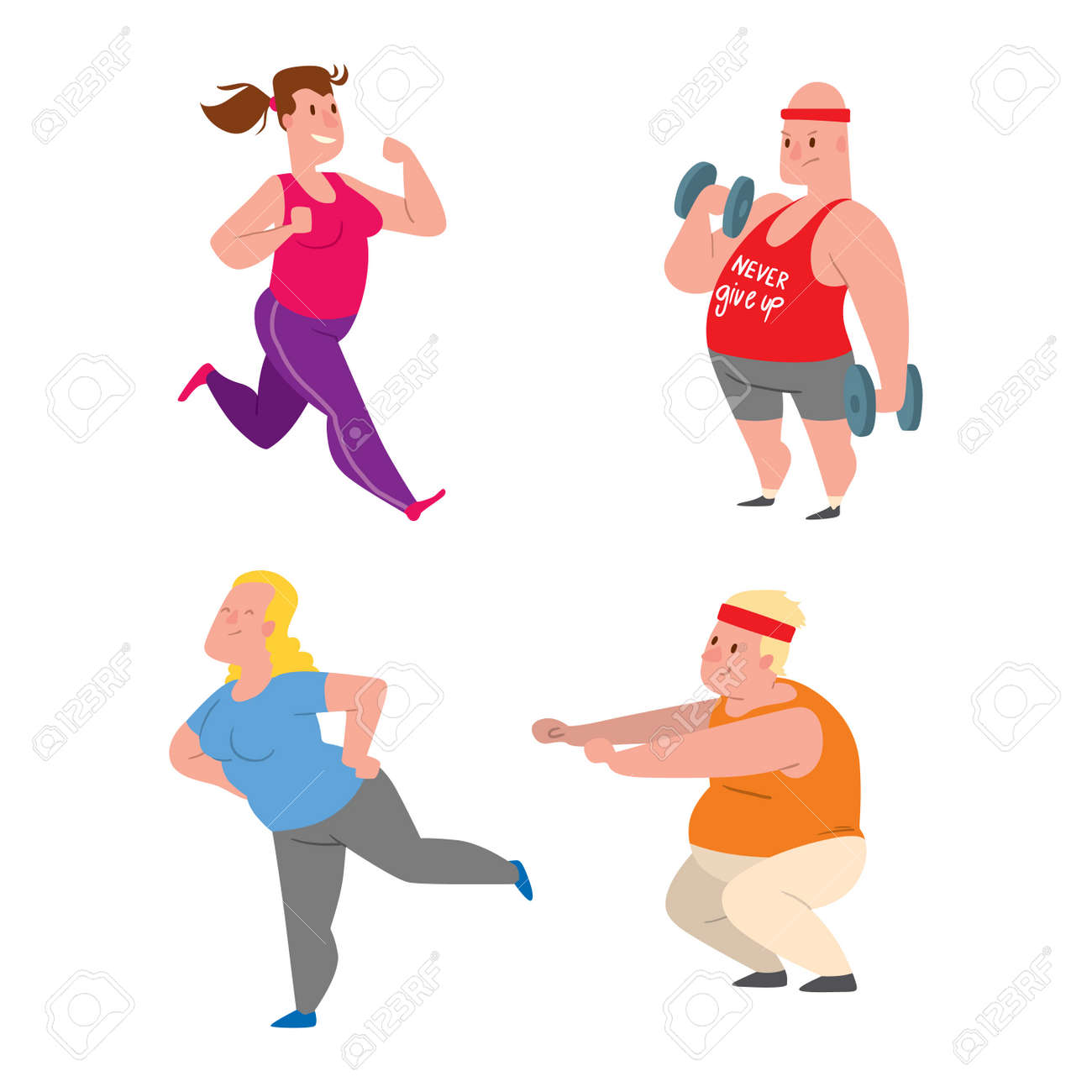 Workout For Fat People HD