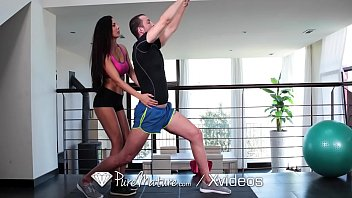Workout Trainer Sex Pic